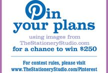 The Stationery Studio Big Plans Contest / by Kate Thompson