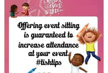 Tish Tips / by Elegant Event Sitters, Inc.