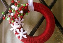 wreaths / by Abbey Parsons Harter