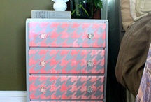 my furniture & decor projects / by Circa Dee