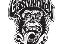 gas monkey / by Guy Franks
