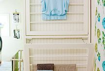 laundry room / by Samantha Florest