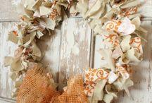 fall projects / by Amanda Borghardt Trimble
