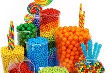 Candy Buffet / by Gennie Grundy