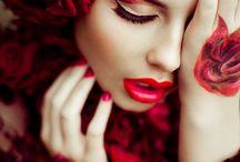 red / by Scott Byrd