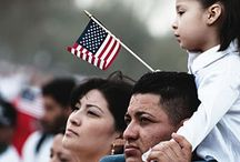 Latinos in U.S. / by REFORMA