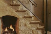 Fireplaces / by Alisa Farr