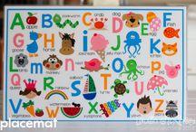 ABC {alphabet} printable collection from Lauren McKinsey / by Lauren McKinsey