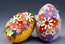 # Spring & Easter Crafts / by Motley Crafter
