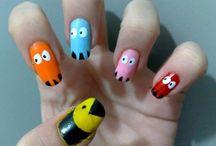 Funny Nails Manicure / Manicure z przymrużeniem oka ;) / by NeoNail Poland