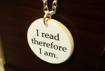 Bibliophile Jewelry / by The BookMan
