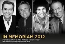 2012 In Memoriam  / by Shelly Wexell