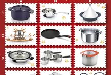 Beka Cookware's Holiday Gift Guide / When you think about purchasing a holiday gift for your favorite foodie ... think Beka! Discover our Beka Cookware's holiday gift guide here. / by Beka Cookware