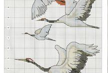 oiseaux / by Michèle64 DUFLOT
