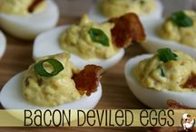 recipes / eggs / by Pocket Change Gourmet