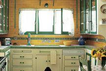 Vintage Kitchens / by kitchenography