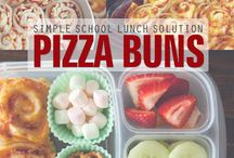 school lunches / by Christie Buie