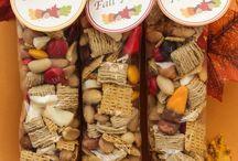 Thanksgiving/Autumn / by Liz Tippit