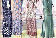 Historical fashion / by AJ Tip