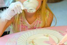 Girl Tea Part Ideas / by Jennifer Arnold,