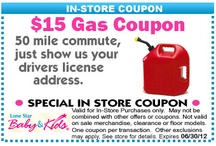 Offers & Coupons / Lone Star Baby Coupon Offers / by Lone Star Baby & Kids