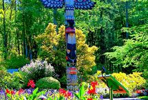 Totem Poles / by Judith Cameron