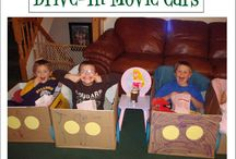 Rainy Day Boredom Busters / Games and activities for the kids to enjoy when summer storms put a damper on outdoor fun! / by Tallahassee Memorial