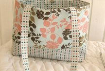 Quilted Bags / by Barb Ridenour