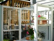 Greenhouses / Sheds / Planting Stands / by Sherie Masters