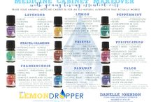 Young Living Essential Oils / by Danelle Johnson