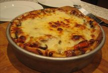 Pizza yummy / by Rebecca Cain