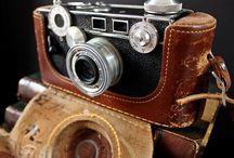 Cameras & Proyectors. / by Agustin De La Garza