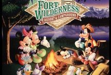 Fort Wilderness / by Kathy Bergeron