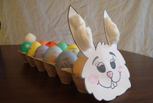 Easter with Bunnies / by Christie Dedman