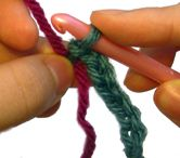 Crochet / Crochet is cheaper (and more effective) than therapy. I crochet so i don't kill people.  / by Jean Thompson