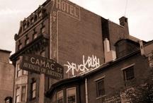 Philadelphia Graffiti / Community driven collection of street art and graffiti work in the Philadelphia area. / by Stencil Revolution
