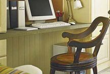 Home: Home Office / by Evelyn Stice
