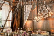 Reception Decor / How I'd like this whole thing to feel... / by Beckie Imboden
