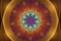 Mandalas and Sacred Geometry / by Dianne Snider