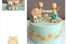 Birthday Cakes - Women - Astrids Bakkerij / by Astrids Bakkerij