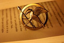 The Hunger Games <3 / I am obsessed with the Hunger Games, real of not real? Real. / by Steph Noll