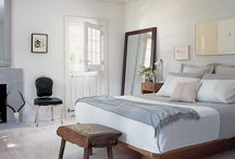 Bedrooms / make a cozy place to rest and relax / by Ashley Wallace