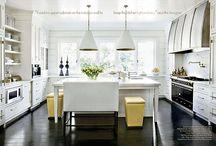 The Kitchen  / #home #kitchen #decor / by Eniko Laszlo