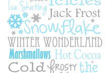 Waiting To Snow / by Taja Roar