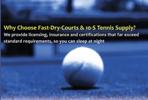 Why Us - FDC & 10-S Tennis Supply / by 10-S Tennis