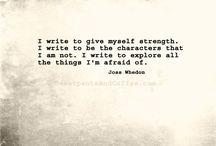 To write / by Jessica Watson