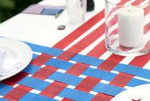 Patriotic parties / by Heidi Morse