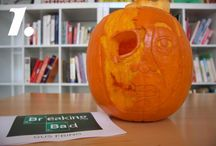 Pumpkin Carving Design Ideas / Ideas from the Knock Knock team! / by Knock Knock
