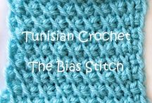 Tunisian crochet / by Rachel Alexandre