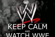 WWE / by Heather Wolensky